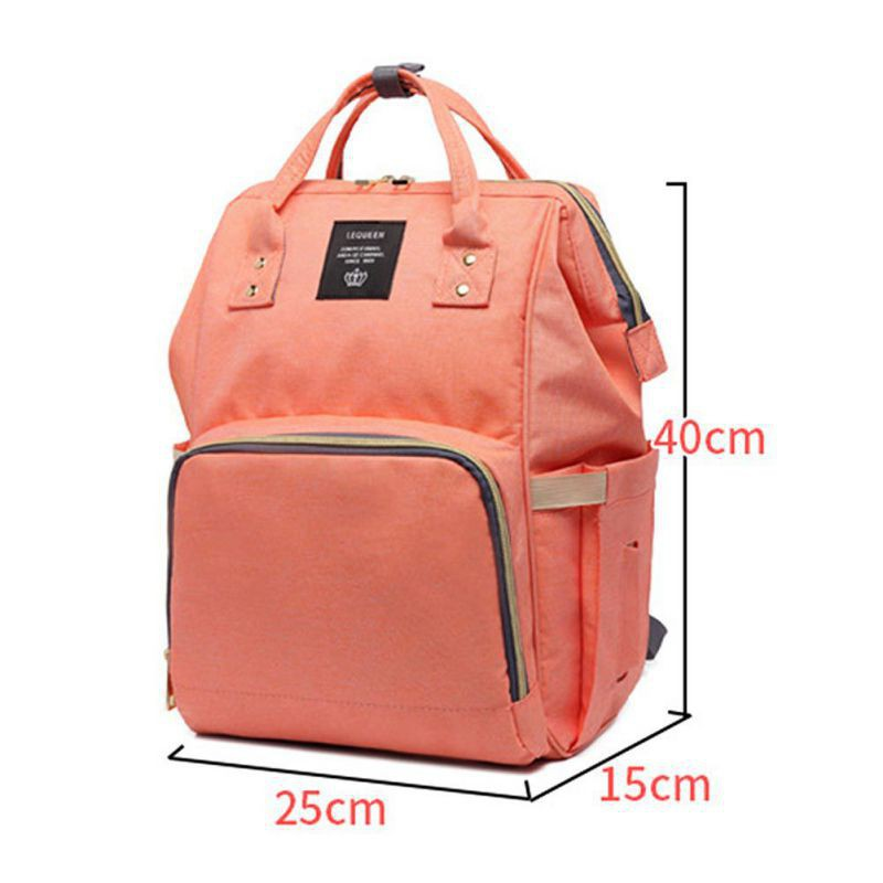 Mummy Maternity Diaper Bag Large Capacity Travel Baby Backpack Designer Nursing Bag For Baby Care Diaper Bag 1