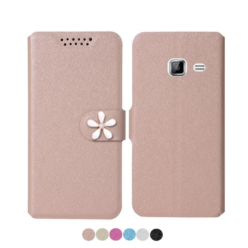 Luxury PU Leather Case For <font><b>Samsung</b></font> <font><b>Galaxy</b></font> <font><b>J1</b></font> <font><b>Mini</b></font> J105 <font><b>J105H</b></font> <font><b>J1</b></font> <font><b>Mini</b></font> <font><b>SM</b></font>-<font><b>J105H</b></font> <font><b>SM</b></font>-J105 <font><b>J1</b></font> Nxt Duos Flip Phone Back Cover image