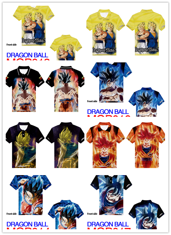 Dragon Ball Z  Fashion JapanAnime Clothing Short Sleeve Unisex Casual T-shirt Men T-shirt Women's Clothing Apparel & Accessories