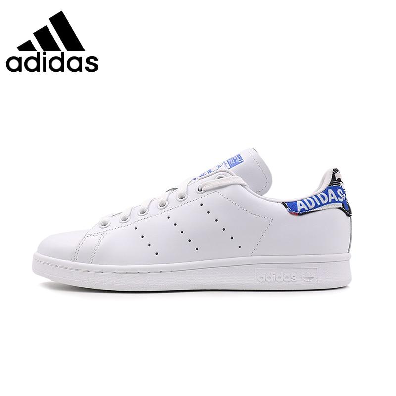 ADIDAS Original Stan Smith Planche À Roulettes Chaussures Unisexe Respirant  Loisirs Léger Sneakers Pour Hommes Et