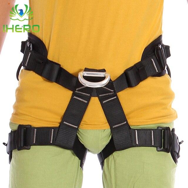 Outdoor Sport Equipment Half Body Safety Belt Rock ...