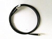 Plastic Optical Fiber SMA905 Fiber Optic Jumper Cable SMA905 SMA905 Fiber Optic Patch Cord 2 Meter