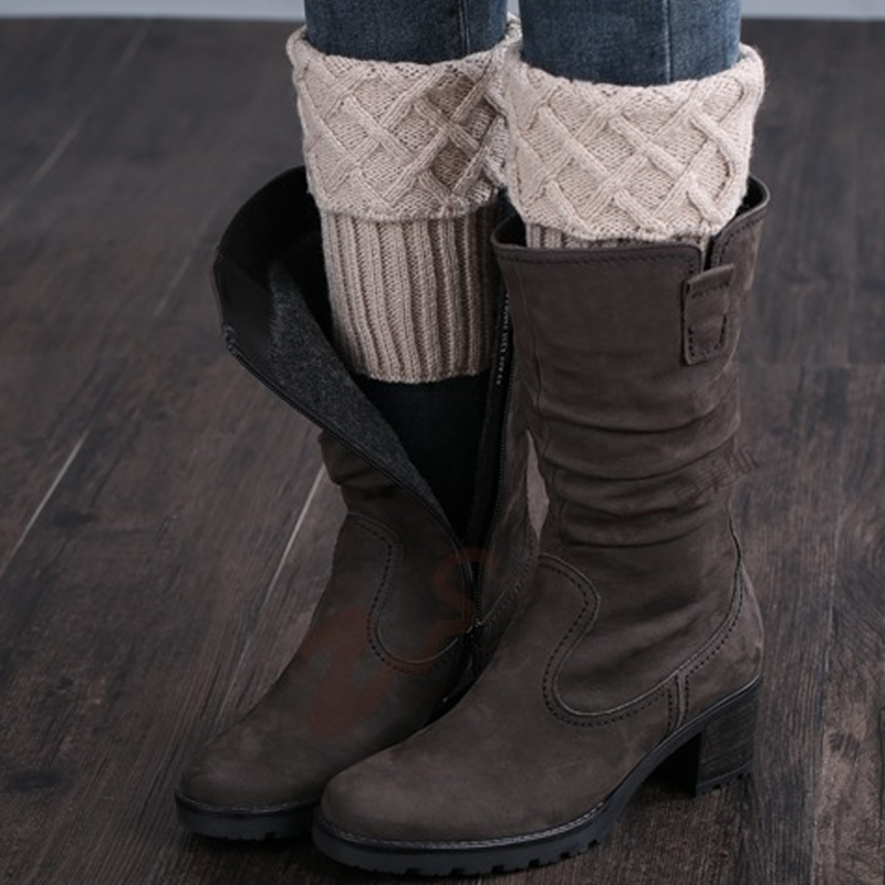Gaiters Crochet Knit Boot Cuffs Boot font b Socks b font Crochet Free Patterns font b