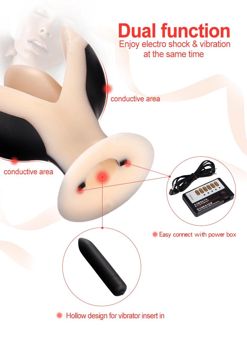 Electro stim sex