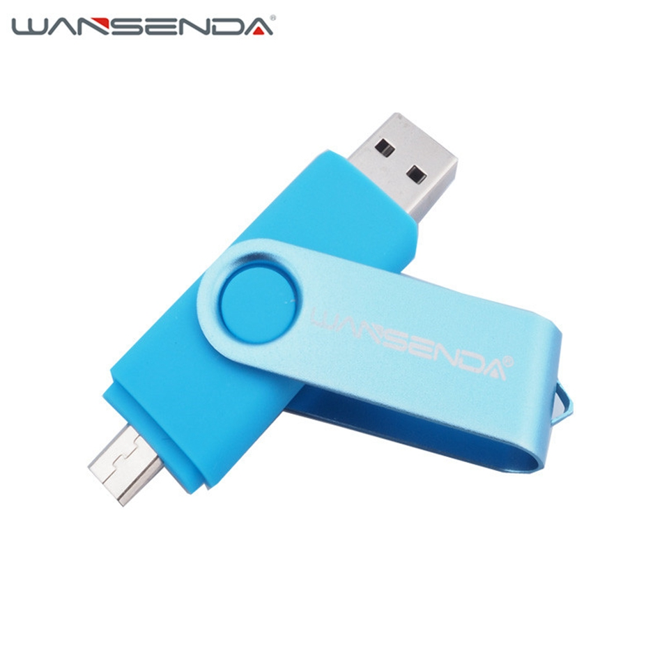 Factory Price 16gb Otg Usb Flash Drive 32gb Pen 64gb External Disk Sandisk Storage 8gb4gb Android Smart Phone Stick 20 Memory In Drives From