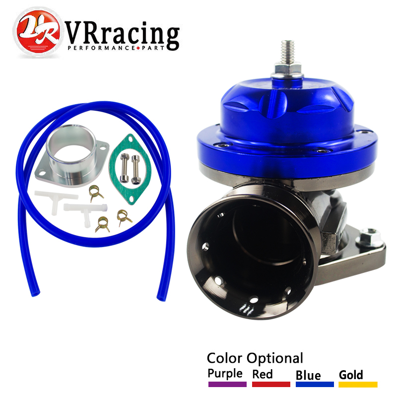 VR RACING - Universal Type-RS Turbo Blow off Valve Adjustable 25psi BOV Blow dump/Blow off adaptor VR5763 цены