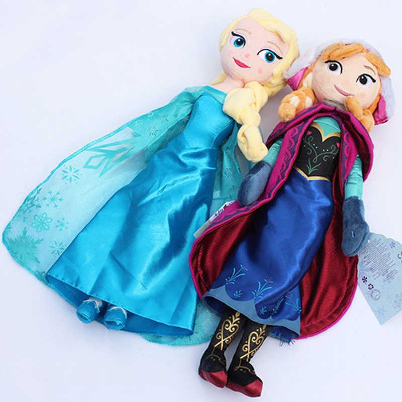 Плюшевые игрушки для девочек, 2 шт./лот, 40 см