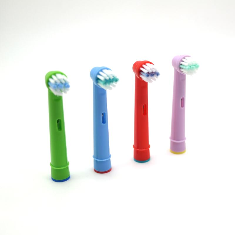 12 pcs Hot sales EB-17 Compatible Electric Toothbrush Heads Replacement Tooth brushes Head for Oral b Free shipping