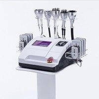 40 K лазерной липосакции кавитации РФ косметический аппарат для похудения радиочастотный лазер похудеть подтяжка кожи уход за кожей машины