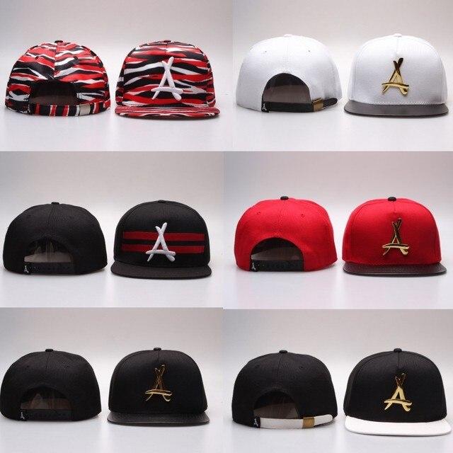 33b549c0be4b4 New 2015 cap men Tha Alumni snapback hats gold