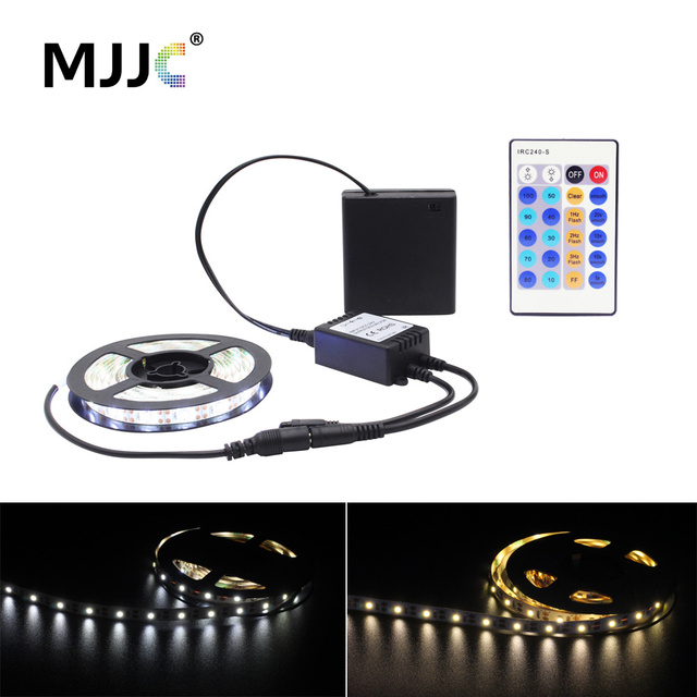 Dimmable Led Tape Battery Operated Led Strip Light Adjustable