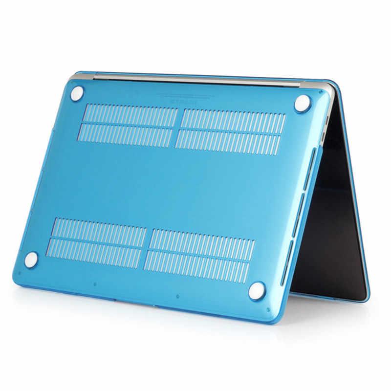 LoliHippo Crystal Series housse transparente pour ordinateur portable Macbook Pro Air 11 13 15 pouces Retina A1465 A1707 étui pour ordinateur portable bonbons