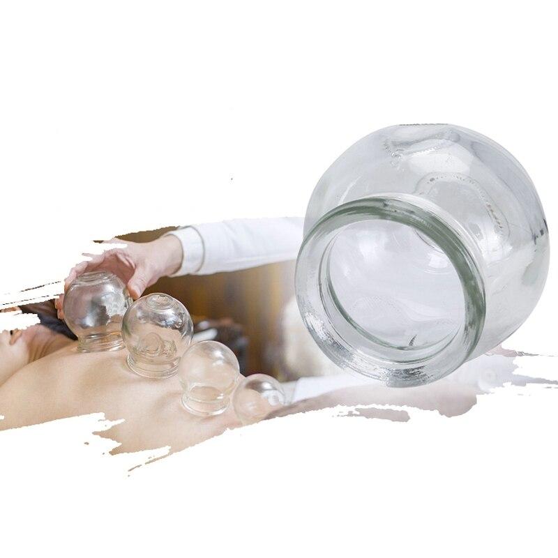 Cupping Vetro Ventosa Terapia Per Il Corpo Posteriore Per Uso Domestico Unico Vuoto Tazza di Trazione Integrale Genuino Medico Salute Terapia Strumento di CuraCupping Vetro Ventosa Terapia Per Il Corpo Posteriore Per Uso Domestico Unico Vuoto Tazza di Trazione Integrale Genuino Medico Salute Terapia Strumento di Cura