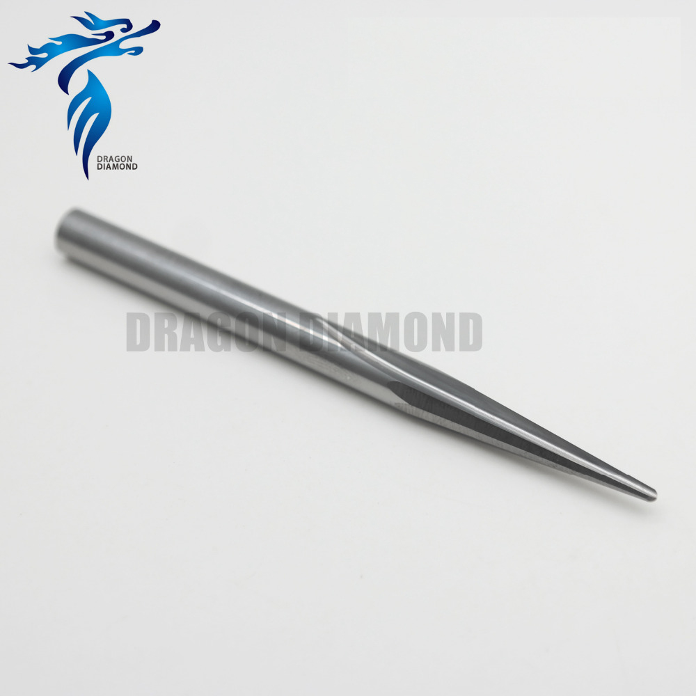 High Quality 10pcs Two Flute Carbide Engraving Router Bit,CNC Router Tools Bis on Foam, Wood, MDF, PVC new 10pcs 3 175 x 22mm single flute carbide engraving cnc router spiral bit tool cutting acrylic pvc wood
