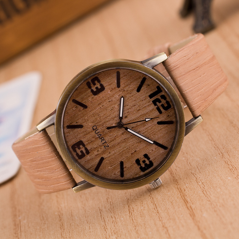 Relogio Masculino Fashion Quartz Watch Meeste Naised Disain Vintage - Meeste käekellad - Foto 3
