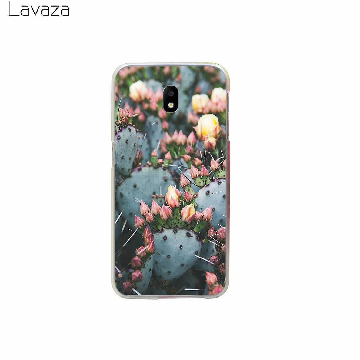 Lavaza акварель кактусов и сочные чехол для телефона для samsung Galaxy J8 J7 Duo J4 J5 J6 плюс 2018 2017 2016 J2 J3 Prime 2015