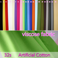 Viscose Fabric Cotton Fabric Silk Artificial Cotton Fabric Skirt Fabric 55 Wide Sold By The Yard