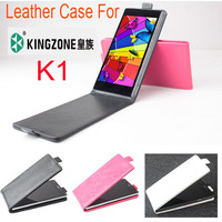 For KINGZONE K1 Case, New High Quality Genuine Filp Leather Cover Case For KINGZONE K1 case Free Shipping