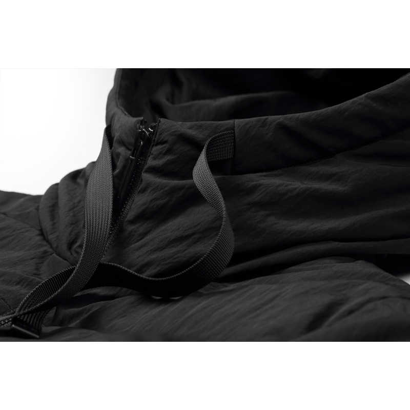 Enjeolon ブランド品質厚みの冬ダウンジャケット男性付き服 2 色パーカーコート 3XL ダウンパーカー MF0110
