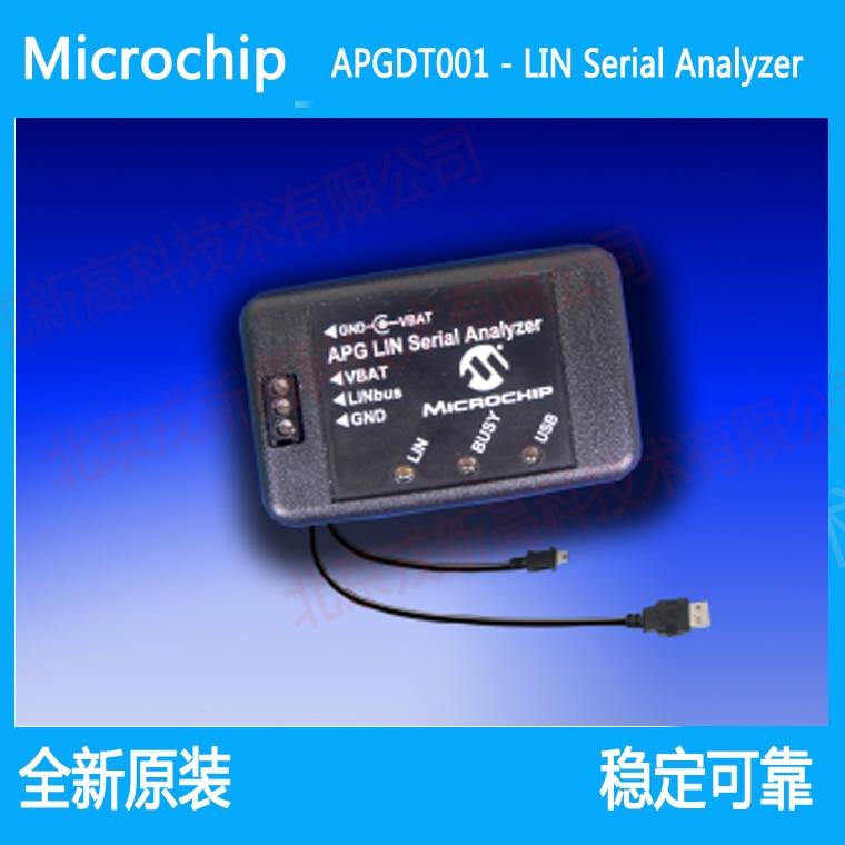 APGDT001-LIN Serial Analyzer LIN Bus Analyzer Original