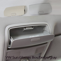 Car Roof Sun Glasses Box Case Holder For Volkswagen VW B6 B7L Golf 6 Sagitar CC