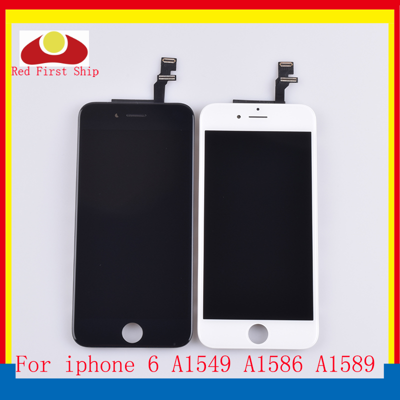 10pcs lcd <font><b>screen</b></font> glass for AAA <font><b>iphone</b></font> 5 5S 5C SE <font><b>6</b></font> 6P 6S 6SP 7 7P 8 8P lcd digitizer with touch display pantalla assembly image