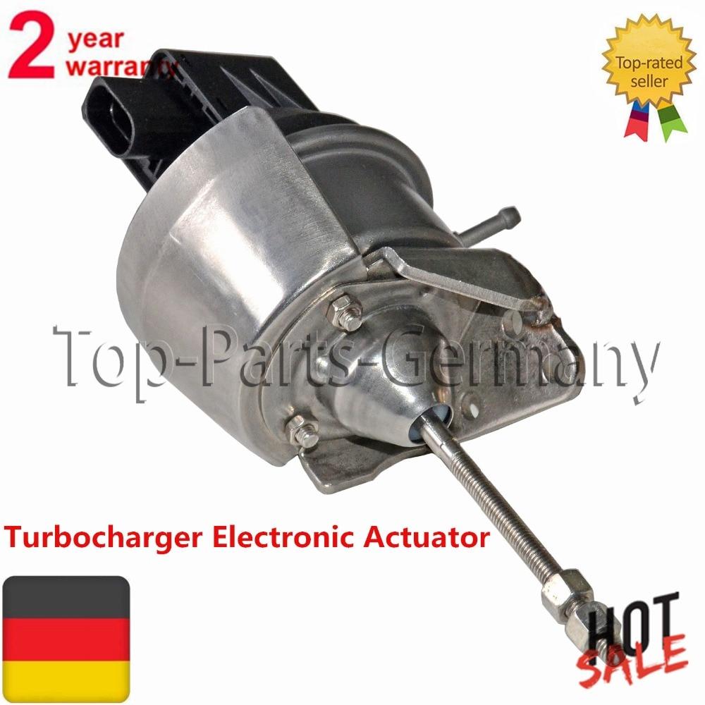 Turbocharger Electronic Actuator For Audi A3 VW Seat Skoda Eos Golf Passat Jetta Beetle 2.0TDI 103KW 140HP KKK 03L198716A