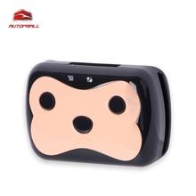 Pet Cão Mini Dispositivo De Rastreamento GPS Tracker D69 Wide-range de Energia À Prova D' Água 300 Horas de Tempo de Espera 8-45 V DC Indicador LED