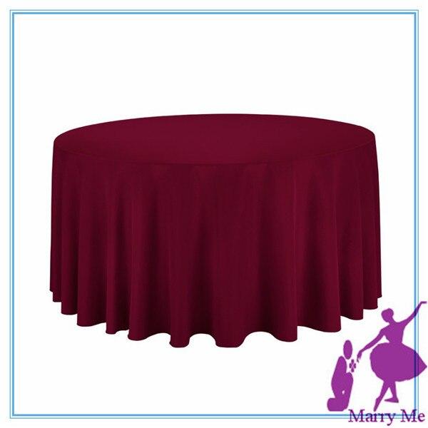 Order: 1 Piece. Hotel Restaurant Square Round Tablecloths Tablecloths  Wallpaper,wine Red Tablecloth(China (Mainland)