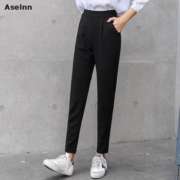Aselnn Women Harem Pants 2017 Spring New Casual Slim Plus Size