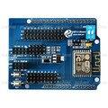 ESP8266 Web Sever Serial WiFi Módulo Board Com ESP-13 Escudo Para Arduino UNO R3