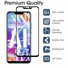 Cristal templado Mate 20 Lite para Huawei Mate 20 Lite Sne al00 Mate 20 lite 6,3, película protectora de pantalla de cobertura completa