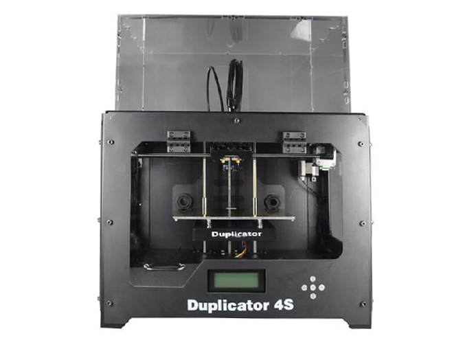 Wanhao Granding Metal Duplicator 4S (Wanhao D4S) 3d printer double extruder with free filaments, memory card, USB cable hot sale wanhao d4s 3d printer dual extruder with multicolor material in high precision with lcd and free filaments sd card