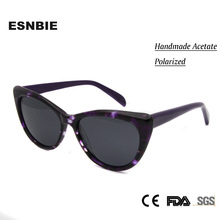 ESNBIE 2017 High Quality Polarized Sunglasses Women Cat Eye oculos feminino New Womens Shades Fashion Eyewear