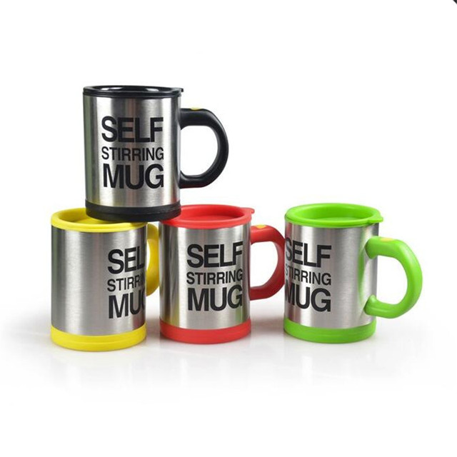 400ml Mug Automatic Electric Self Stirring 5