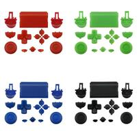 100 Sets Joysticks Dpad R1 L1 R2 L2 Direction Key ABXY Buttons For Playstation 4 PS4 Pro Controller JDM 040