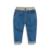 2017 primavera suave de los muchachos niños jeans pantalones vaqueros de mezclilla larga duración enfant garcon algodón 2-10 años