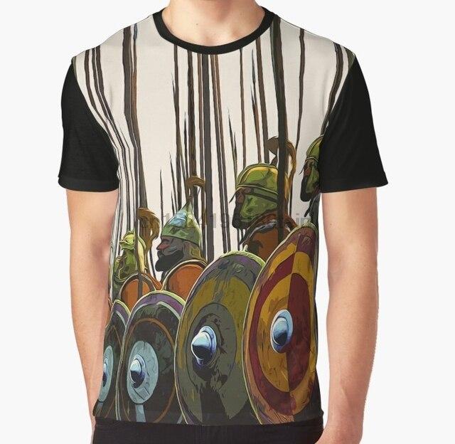 5dbbce8197 All Over Print 3D Women T Shirt Men Funny tshirt Macedonian Phalanx Graphic  T-Shirt