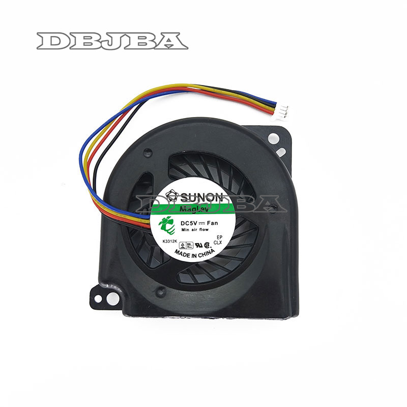 CPU Cooling Fan Replacement Toshiba GDM610000456 C-136C