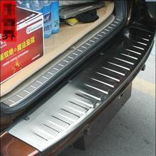Защитная Накладка На Задний Багажник Отделка Крышки Порога Задней Накладки На Пороги Стайлинга Автомобилей Для Toyota RAV4 2009 2010 2011 2012