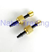 Frete grátis! Anel comum do selo da válvula de controle do injetor do trilho que instala ferramentas para o injetor da série de bosch 110 e 120