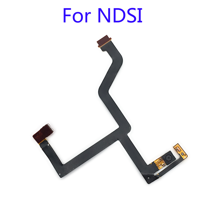 5Pcs Original Mini Dual Camera Cam Flex Flat Ribbon Cable For NDSi For Nintendo DSi Console Game Repair Replacement Wholesale