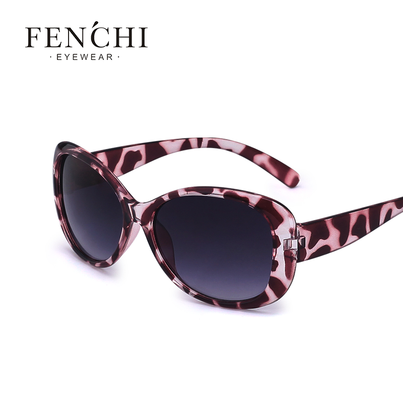 379be5f9e0 fenchi NEW Gradient Points Sun Glasses Tom High Fashion Designer Brands For  Women Sunglasses oculos feminino de sol