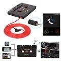 CD de Audio Cassette Adaptador de Coche Convertidor de 3.5 MM Para El Teléfono PC Reproductor de Cintas MP3 MP4 MD Accesorios
