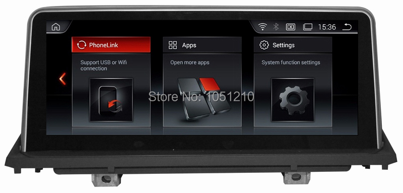 Ouchuangbo android 7.1 gps navigation radio for X5 E70 F15 F85 X6 E71 F16 F86 (after 2013) with 10.25 inch 2GB+32GB NBT system