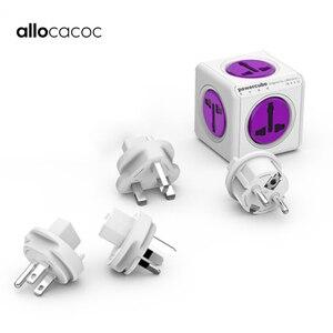 Allocacoc International Plug A