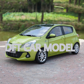 1:18 Alloy Toy Vehicles Great wall Benni Car Model Of Children's Toy Cars Original Authorized Authentic Kids Toys