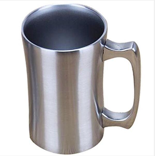 20oz 560ml Beer Vacuum Insulated Mugs Stainless Steel 20 ...