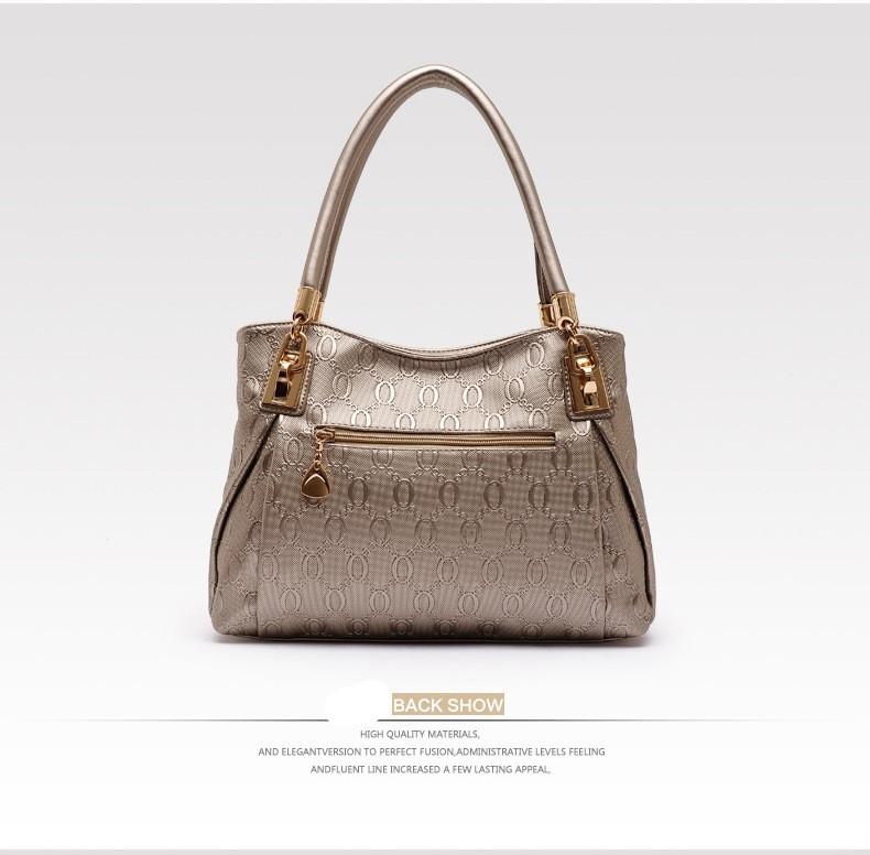 Us 580 European Style Luxury Hand Bags Set Of 3 Women Shoulder Bag 312414cm Cross Body Bag 17247cm Purses 1217cm In Shoulder Bags From