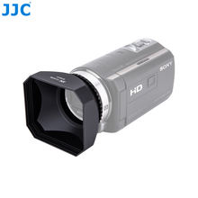 Jjc видеокамера dv винтовая бленда 30/37/43/46/58 мм видео объектива